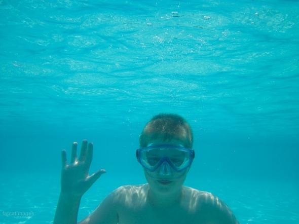 Chris Underwater